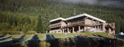 Bobbie Burns Mountain Lodge