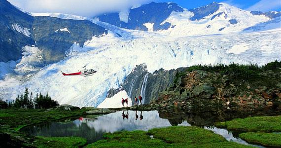 Heli-Hiking in Canada